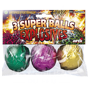 Magic Ball Explosive